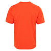 The North Face Flex T-Shirt Men Acrylic Orange